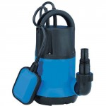submersible pump for baptistry
