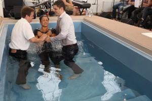 Baptistry UK Elim baptistery