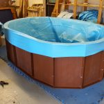 New Flatpack Galilee baptistry