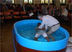 Galilee Baptistry